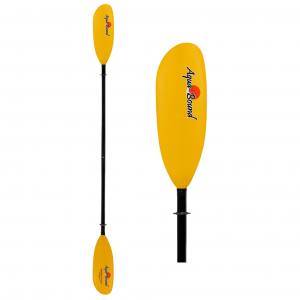 AquaBound Sting Ray Fiberglass 2-Piece Kayak Paddle 2017