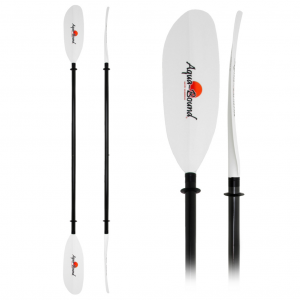 AquaBound Sting Ray Hybrid 2-Piece Small Shaft Kayak Paddle