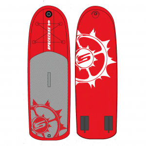 Slingshot Space Cake 7'10 Inflatable Stand Up Paddleboard