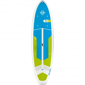 Bic Ace-Tech Cross Adventure 11' Recreational Stand Up Paddleboard 2017