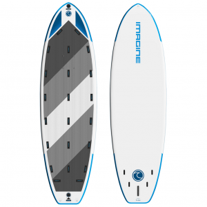 Imagine Surf 17' Invader Inflatable Stand Up Paddleboard 2017