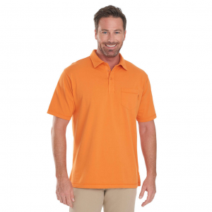 Woolrich First Forks 1-Pocket Polo Mens Shirt