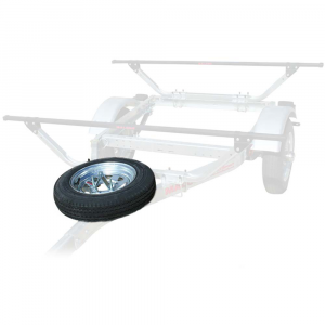 Malone MicroSport Trailer Spare Tire with Mount