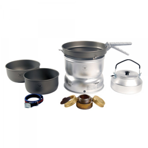 Trangia 25-8 Ultralight Hard Anodized Stove Set