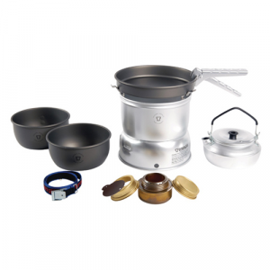 Trangia 27-8 Ultralight Hard Anodized Stove Set