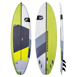 Boardworks Surf Special 7'4 Surf Stand Up Paddleboard