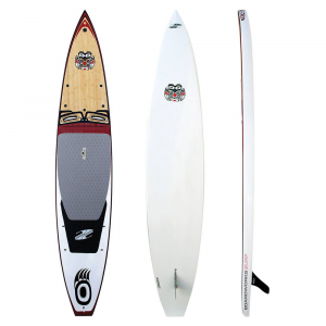 Boardworks Surf Great Bear 14' Touring Stand Up Paddleboard 2017
