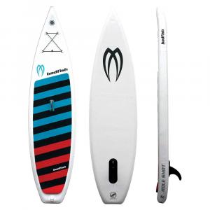 Boardworks Surf Hole Shot 11' Inflatable Stand Up Paddleboard