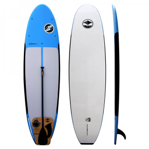 Boardworks Surf B-Ray 10'6 Stand Up Paddleboard Package 2017