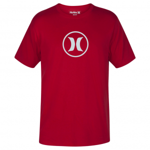 Hurley Circle Icon Dri-Fit Mens T-Shirt