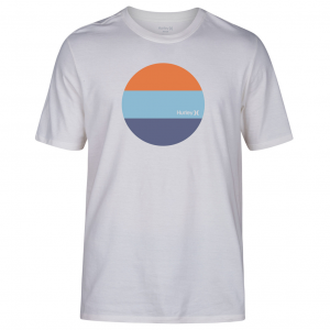 Hurley Circular Block Mens T-Shirt