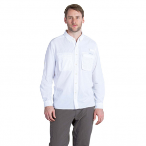 ExOfficio Air Strip Long Sleeve Mens Shirt