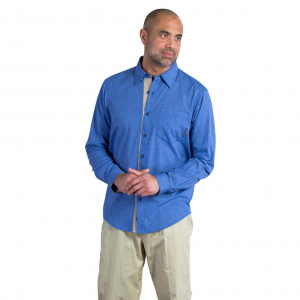 ExOfficio BugsAway Hakuna Long Sleeve Mens Shirt