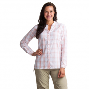 ExOfficio BugsAway Sevilla Long Sleeve Womens Shirt