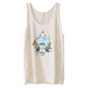 Image of KAVU Heartland Womens Tank Top