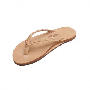 Rainbow Sandals Flirty Braidy Womens Flip Flops