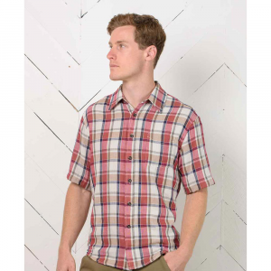 Purnell Short Sleeve Double Sided Mens Shirt