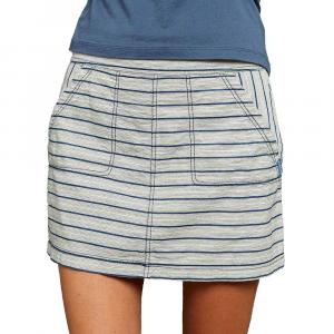 Purnell Striped Denim Skirt