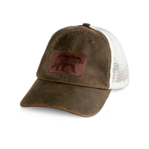 Dakota Grizzly Trucker Hat