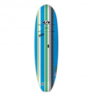 Bic 10'6 Slide Pack Recreational Stand Up Paddleboard 2017