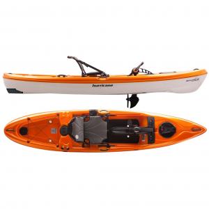 Hurricane Skimmer 120 Propel Sit On Top Kayak 2017