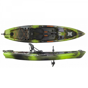 Perception Pescador Pilot 12 Kayak 2017