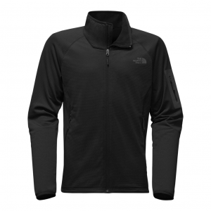 The North Face Borod Full Zip Mens Fleece Mens Jacket