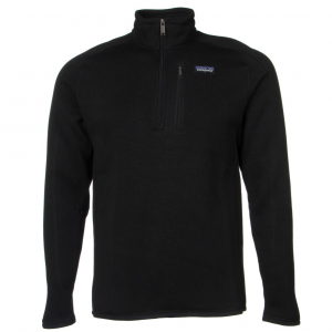 Patagonia Better Sweater 1/4 Zip Mens Mid Layer