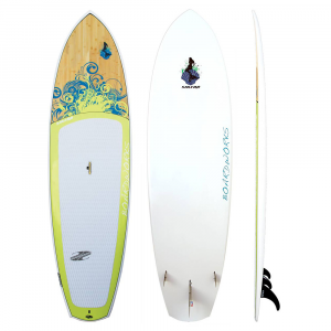 Boardworks Surf Sirena 9'11 Recreational Stand Up Paddleboard