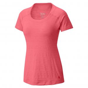 Mountain Hardwear Mighty Stripe Short Sleeve Womens T-Shirt
