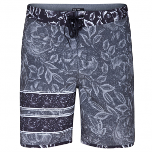Hurley Phantom Block Party Rosewater Mens Board Shorts