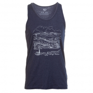 Tentree Brazil Mens Tank Top