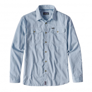 Patagonia Cayo Largo Long Sleeve Mens Shirt
