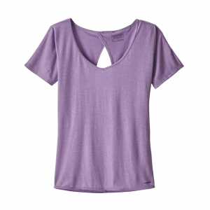 Patagonia Mindflow Short Sleeve Womens Shirt