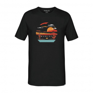 Hurley Desert Trip Mens T-Shirt