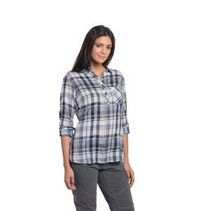 KUHL Spektra Plaid Womens Shirt