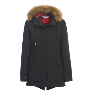 Woolrich Northern Tundra Parka w/Faux Fur Womens Jacket