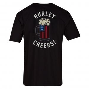 Hurley Cheers Bro Mens T-Shirt