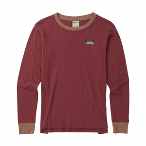 Burton Bel Mar Long Sleeve Womens Shirt