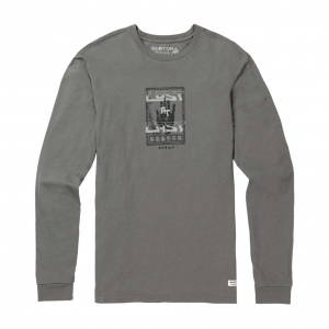 Burton Bear Hollow Long Sleeve Mens Shirt