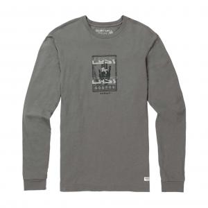 Burton Bear Hollow Long Sleeve Mens Shirt
