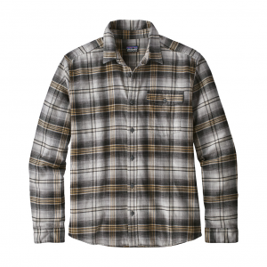 Patagonia Long-Sleeved Lightweight Fjord Flannel Flannel Shirt