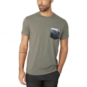 Tentree Renfrew Pocket Mens T-Shirt