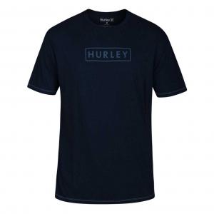 Hurley Lightweight Boxed Short Sleeve Mens T-Shirt