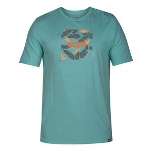 Hurley Premium Box Floral Mens T-Shirt