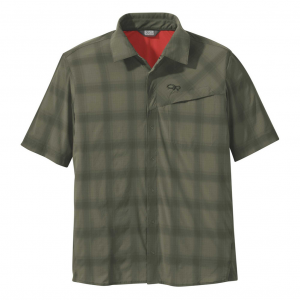 Outdoor Research Astroman Short Sleeve Sun Mens Shirt