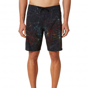 O'Neill Hyperfreak Galaga Mens Board Shorts