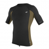 O'Neill Premium Skins Short Sleeve Mens Rash Guard