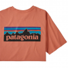 Patagonia P-6 Logo Pocket Tee Mens T-Shirt
