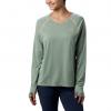 Columbia Tamiami Heather Knit Womens Shirt